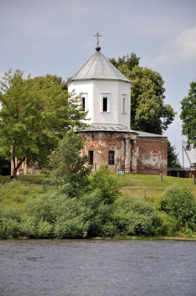 Успенский храм с. Черкизово